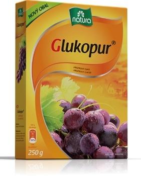 Naturamyl Natura Glukopur hroznový cukr 250 g