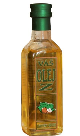 Bohemia olej Olej z lískových ořechů 100 ml