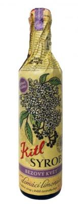 Kitl Syrob Bezový pro domácí limonády 500 ml