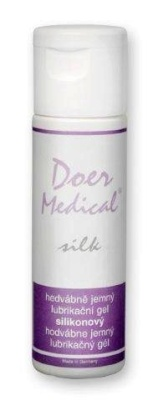MS Trade Lubrikační gel Doer Medical Silk 30 ml