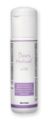 MS Trade Lubrikační gel Doer Medical Silk 100 ml