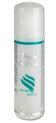MS Trade Lubrikační gel Doer Medical Aloe vera & vitamín E 100 ml