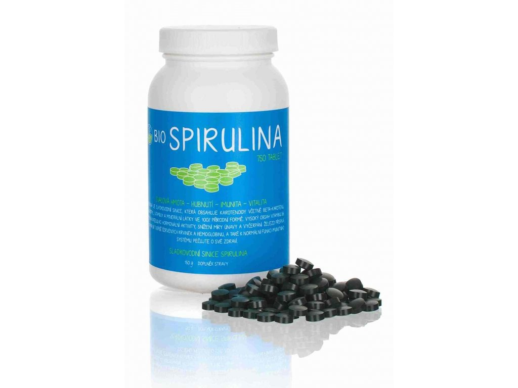 Empower Supplements ES Bio Spirulina Jumbo 1500 tbl. (300 g)