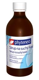 Neofyt Phyteneo Sirup na suchý kašel 250 ml
