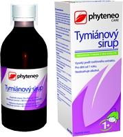 Neofyt Phyteneo Tymiánový sirup od 1 roku 250 ml
