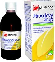 Neofyt Phyteneo Jitrocelový sirup od 1 roku 250 ml