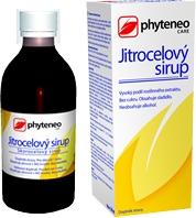 Neofyt Phyteneo Jitrocelový sirup bez cukru 250 ml