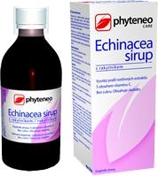 Neofyt Phyteneo Echinacea sirup s rakytníkem bez cukru 250 ml