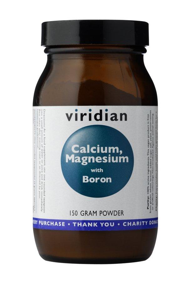 Viridian Calcium Magnesium Boron Powder 150 g