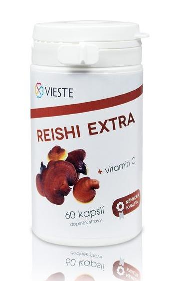 Vieste Reishi Extra 60 kapslí