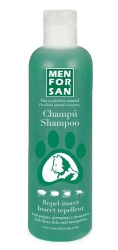 Menforsan Přírodní šampon pro kočky 300 ml