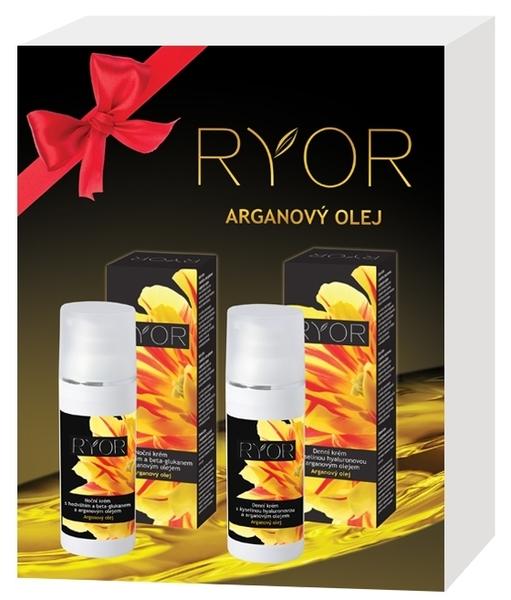 Ryor Dárková kazeta Arganový olej I