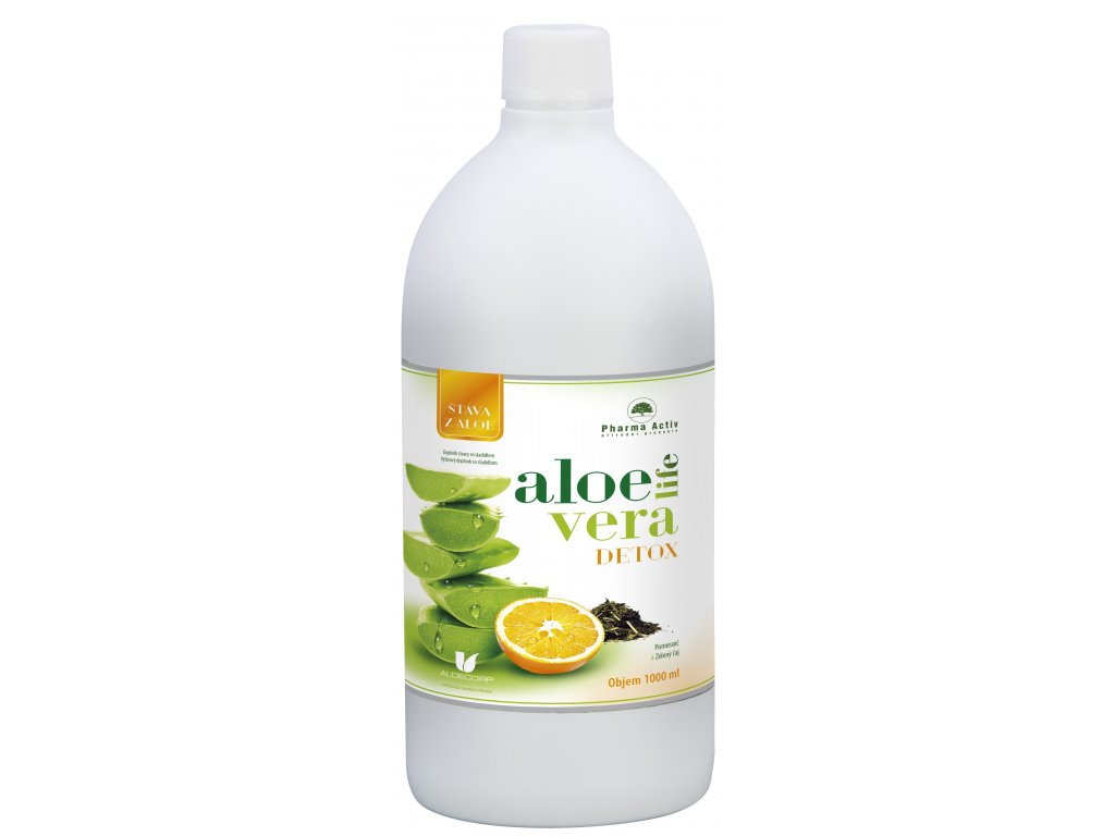 Pharma Activ AloeVeraLife Detox 1000 ml