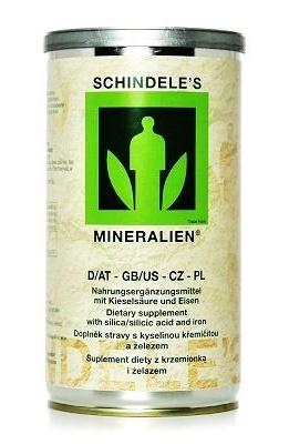 Robert Schindele GesmbH Schindeleho minerály 400 g
