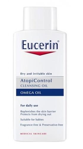 Eucerin Sprchový olej AtopiControl 400 ml