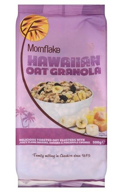 Mornflake Havajská ovesná granola (Hawaiin Oat Granola) 500 g