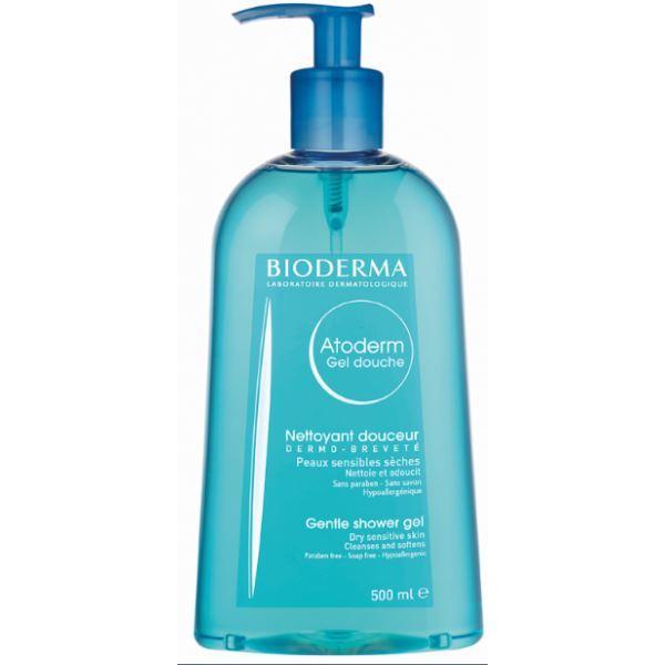 Bioderma Jemný sprchový gel Atoderm 500 ml