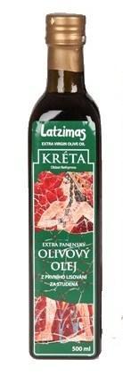 Latzimas Olivový olej extra panenský 500 ml