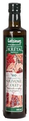 Latzimas Bio Olivový olej extra panenský 500 ml