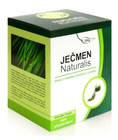 Naturalis Ječmen - šťáva z mladého ječmene 200 g