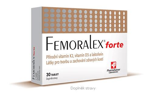 PharmaSuisse Femoralex forte 30 tbl.