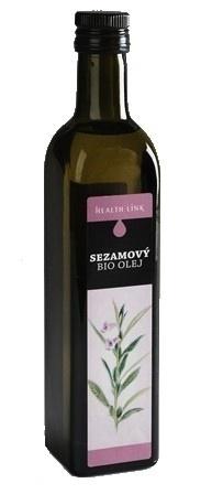 Health Link Bio Sezamový olej 500 ml
