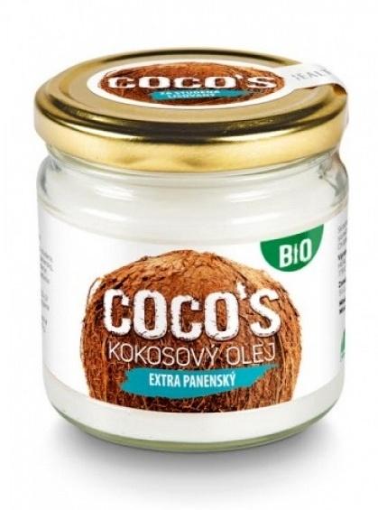 Health Link Bio Kokosový olej extra panenský 400 ml