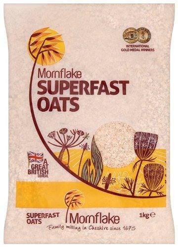Mornflake Superrychlé ovesné vločky (Superfast Oats) 1 kg