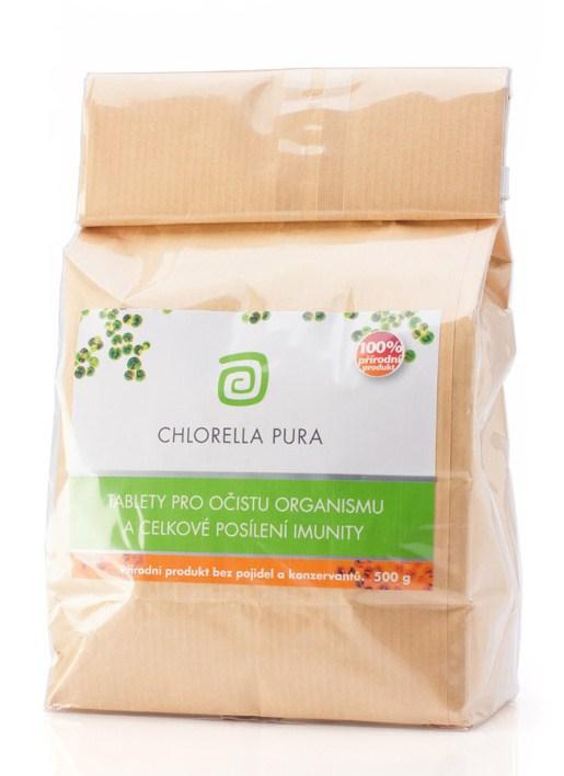 Chlorella Centrum Chlorella Pura sáček 500 g