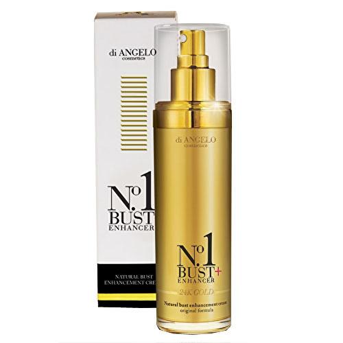 DiAngelo Cosmetics No.1 Bust - Krém na zvětšení a zpevnění prsou 120 ml