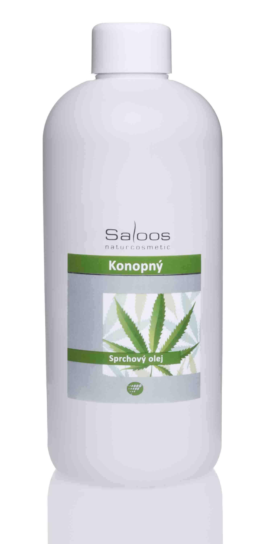 Saloos Konopný - sprchový olej Balení: 500 ml