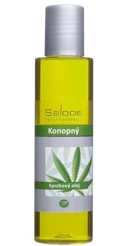 Saloos Konopný - sprchový olej 125 ml