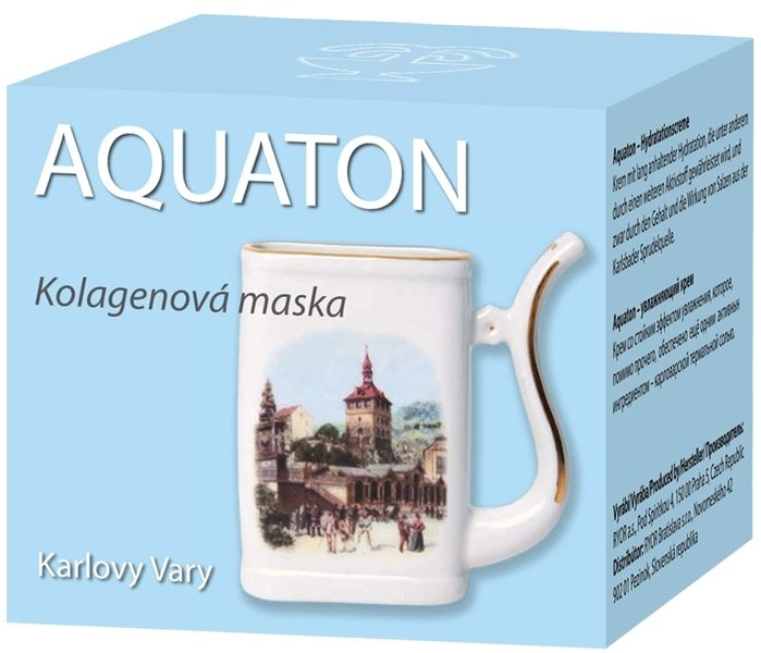 Ryor Kolagenová maska Aquaton 50 ml