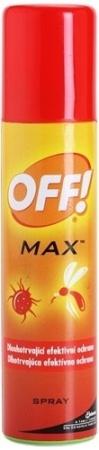 S.C.Johnson OFF! Max repelent spray 100 ml