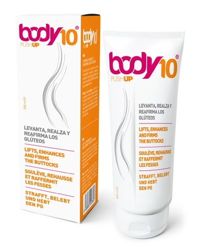 Dietesthetic Gel na zpevnění hýždí Body 10 200 ml
