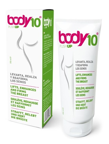 Dietesthetic Gel na zpevnění poprsí Body 10 200 ml