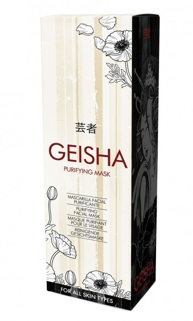 Dietesthetic Čisticí pleťová maska Geisha 200 ml