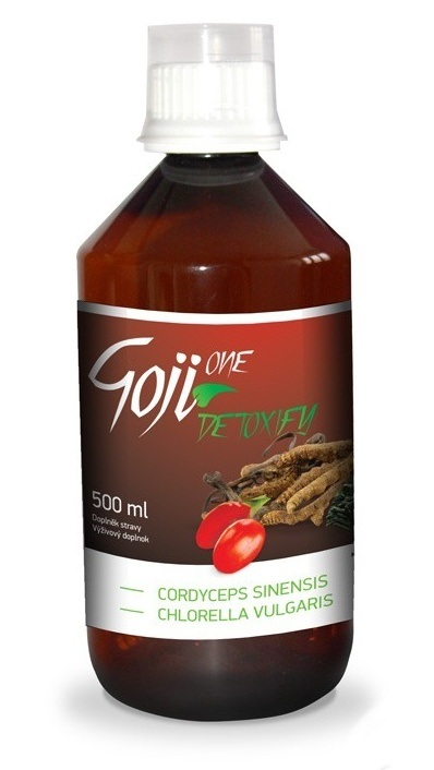 Pinia Pharmaceutical s.r.o. Goji One Detoxify 500 ml