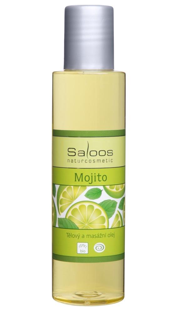 Saloos Bio Mojito - tělový a masážní olej Balení: 125 ml
