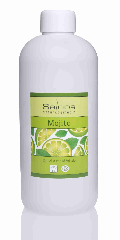 Saloos Bio Mojito - tělový a masážní olej Balení: 250 ml