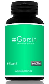Advance Garsin - hubnutí 60 kapslí