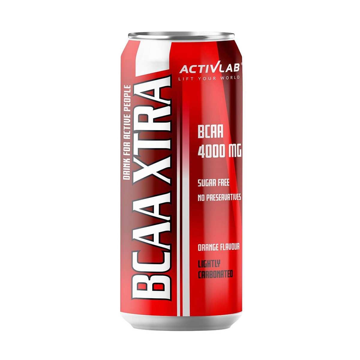 Regis, Polsko ActivLab BCAA Drink pomeranč 250 ml