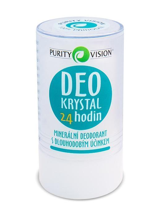 Purity Vision BIO Deo krystal 24hodin 60 g