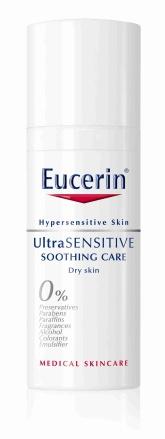 Eucerin Zklidňující krém pro suchou pleť UltraSENSITIVE 50 ml