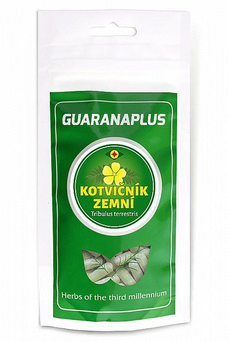Guaranaplus Tribulus terrestris (Kotvičník zemní) 100 kapslí
