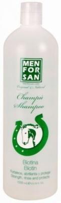 Menforsan Přírodní šampon pro koně s biotinem 1000 ml