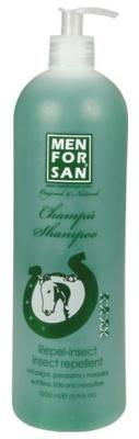 Menforsan Přírodní šampon proti hmyzu pro koně 1000 ml