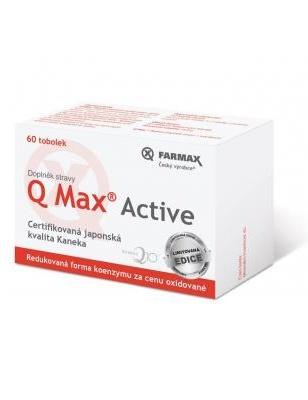 Farmax Q Max Active 30 tob.