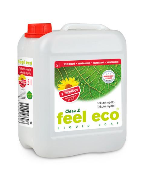 Feel Eco Tekuté mýdlo s arnikou 5 L