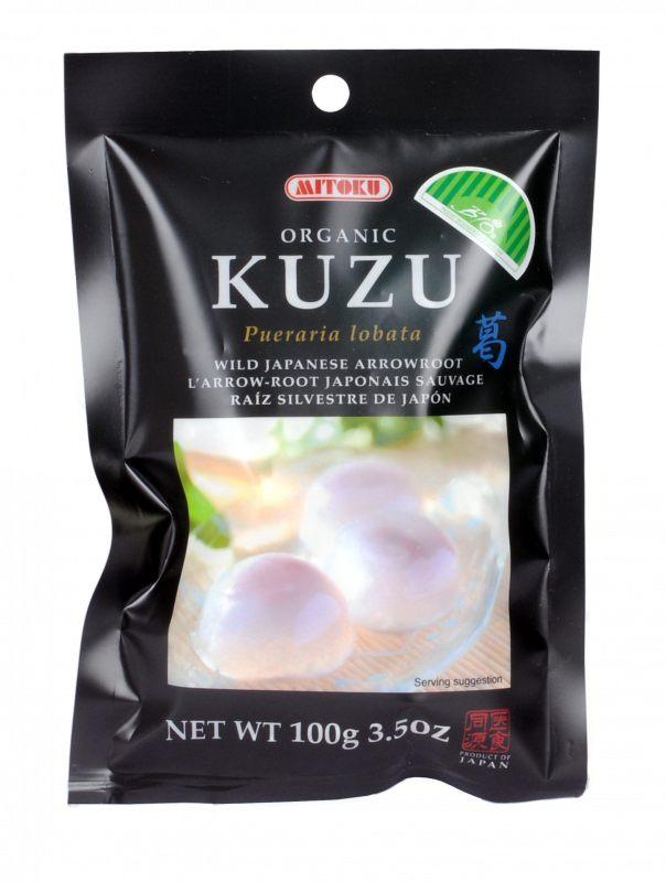 Sunfood Bio Kuzu kořenový škrob 50 g